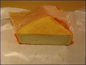 Quel délicieux fromage que le maroilles.