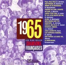 Chansons francophones de l'année 1965 (1re partie)