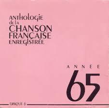 Chansons francophones de l'année 1965 (2e partie)