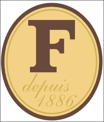 """Est-ce que ce logo est celui de la marque """"Fauchon"""" ?"""