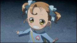 Comment s'appelle la soeur d'Amu Hinamori ?