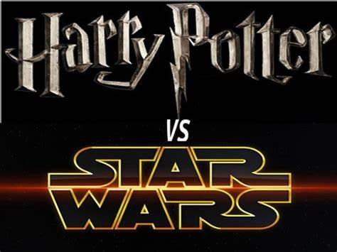 Harry Potter ou Stars Wars ?