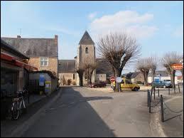 Ancienne commune Angevine, dans le pays Baugeois, Lézigné se situe en région ...