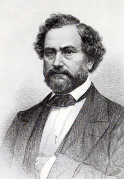 Comment s'appelle le pistolet à barillet mis au point par l'Américain Samuel Colt en 1835 ?