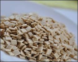 D'où viennent ces pâtes de forme carrée à la farine de sarrasin ?