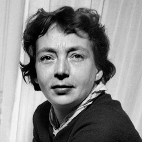 """Elle a écrit """"L'Amant"""" et reçu le prix Goncourt en 1984 : c'est ..."""