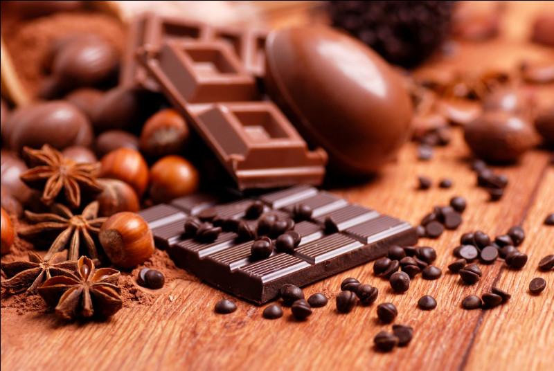 No 3 - 3 600 euros le kilo. Ça fait cher la tablette !Pour étonner ses convives, il faut investir dans ce chocolat qui enrobe une véritable truffe. Quel est son nom ?
