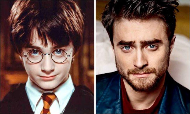 Comment s'appelle l'interprète de Harry Potter ?