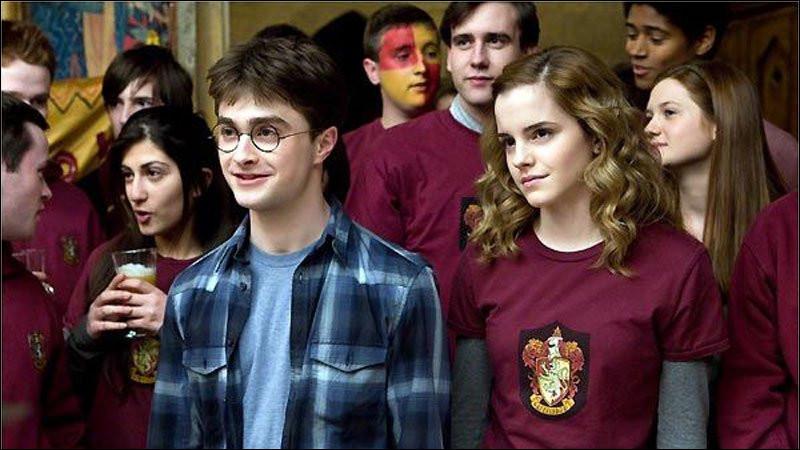 De qui Harry était-il amoureux avant Ginny ?