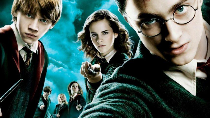 Connais-tu Harry Potter