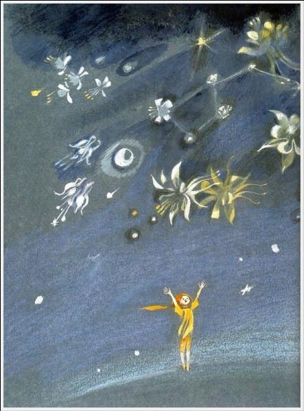 """Petit, il rêvait de devenir peintre. Il illustra l'un de ses plus célèbres livres. De qui est la citation """"Fais de ta vie un rêve, et d'un rêve une réalité"""" ?"""