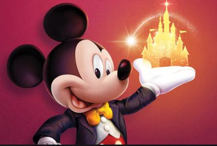 Les mondes de Disneyland Paris