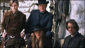 Quel western de 1995 réunit à l'écran Gene Hackman, Russell Crowe, Sharon Stone et Leonardo DiCaprio ?