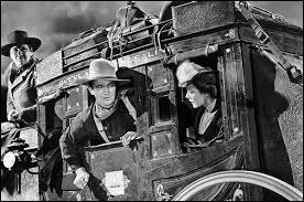 Comment qualifie-t-on la chevauchée réalisée par John Ford en 1939 ?