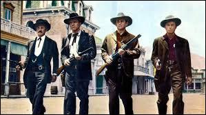 Que se passe-t-il à O.K. Corral dans le film réalisé par John Sturges en 1957 ?