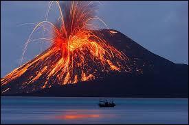 Combien y a-t-il de volcans en activité sur notre planète ?