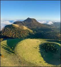 À quand remonte la dernière éruption en Auvergne ?