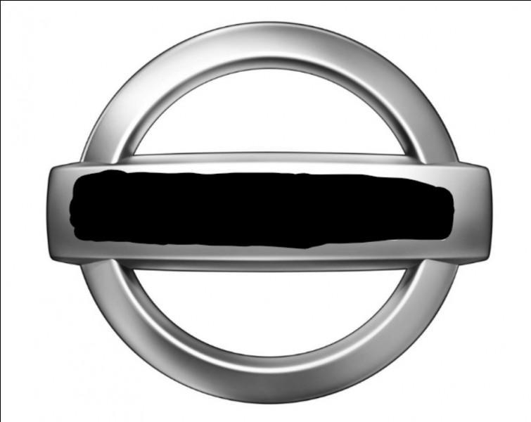 Quelle est la marque de luxe correspondant à ce logo ?