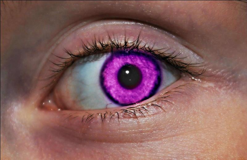 Tu as les yeux...