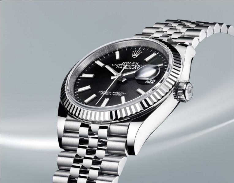 Rolex est la première marque mondiale de montres de luxe devant Omega et Breitling.