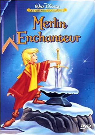"""Quand """"Merlin l'enchanteur"""" est-il sorti ?"""