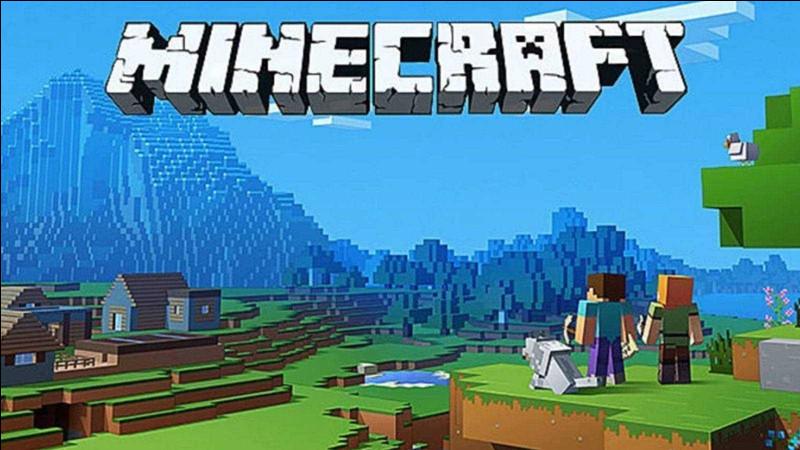 Minecraft est sorti en 2010.