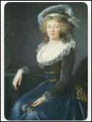 Marie-Antoinette était l'épouse de Louis XVI.