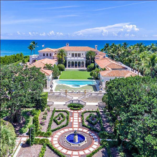 Cette ville de Floride compte l'une des plus fortes concentrations de milliardaires américains. Comment s'appelle-t-elle ?