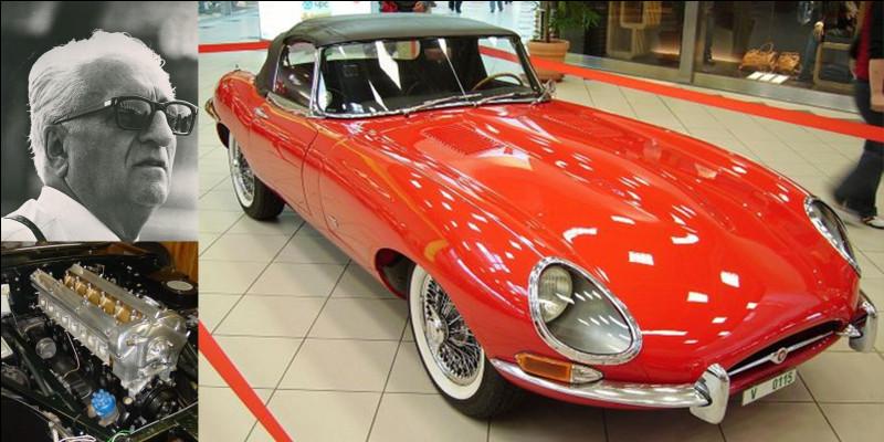 Ce constructeur automobile dont l'emblème est un animal domestiqué a osé dire « c'est la plus belle auto jamais construite ». Paradoxalement, ce n'est pas une voiture sortie de ses usines !Quels sont ce constructeur et cette voiture ?
