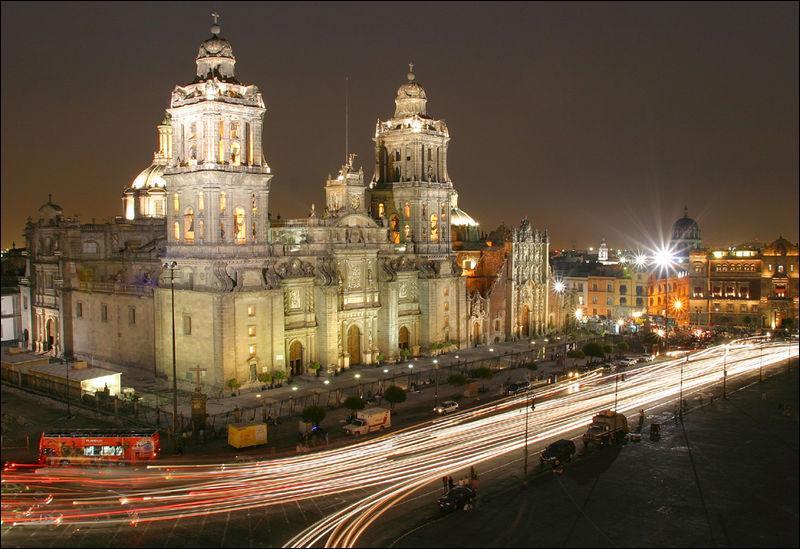 Cochez la bonne réponse. La ville de Mexico ...
