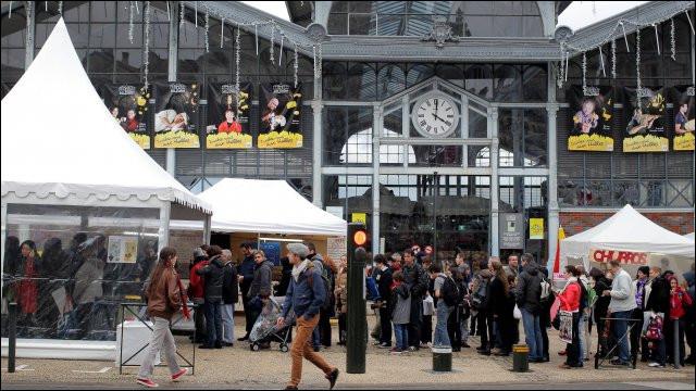 """Laquelle de ces villes françaises est célèbre pour le """"Festival International de la Bande Dessinée"""" ?"""