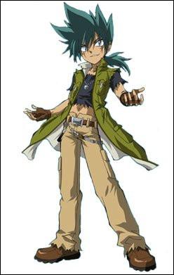 Comment s'appelle la toupie de Kyoya Tategami ? (Beyblade Metal Fusion)