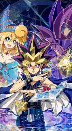 Quel est le niveau de la carte Magicien Sombre ? (Yu-Gi-Oh)