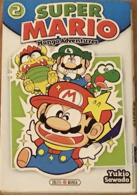 Super Mario manga adventures, tome 2