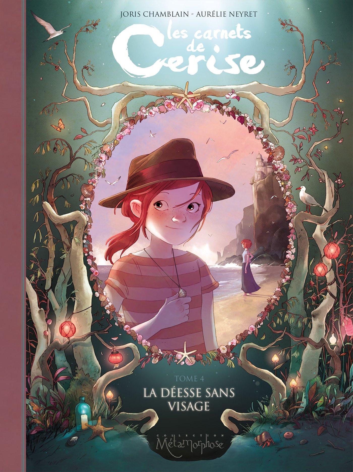 Quelle fille es-tu dans ''Les carnets de Cerise'' ?