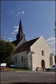 Voici l'église Saint-Sulpice de Jeu-Maloches. Commune du Centre-Val-de-Loire, dans la région naturelle du Boischaut Nord, elle se trouve dans le département ...