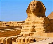 """""""I'm going on a trip to Egypt this holiday"""". Mon collègue a parlé l'..."""