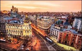 Madrid est la capitale de...