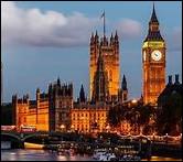 Londres est la capitale de...