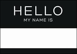 """""""My name is Clemclem13"""". En quelle langue me suis-je présentée ?"""