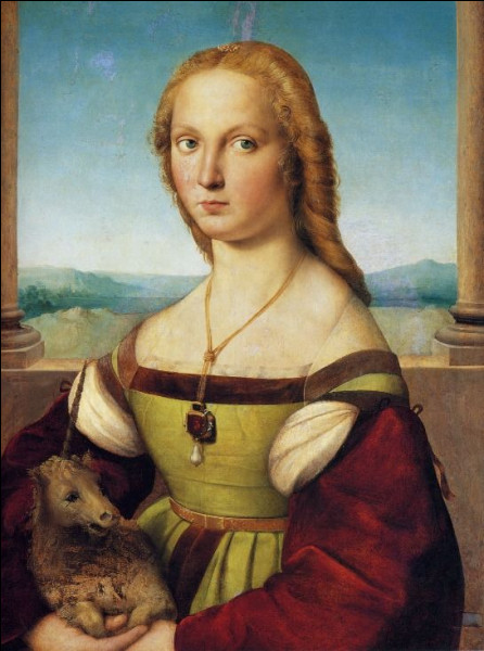 """Quel peintre italien de la Renaissance a réalisé le tableau """"La Dame à la licorne"""" ?"""