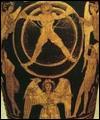 Ixion - Pour son supplice, sur quoi était-il attaché ?