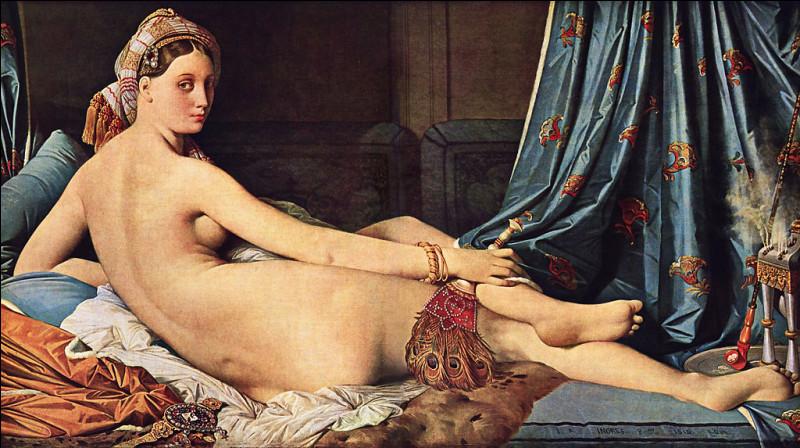 Quel est le véritable titre de cette peinture d'Ingres ?