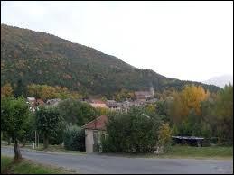 Nous terminons notre balade dans les Hautes-Alpes, à Valserres. Nous nous trouvons en région ...