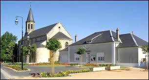Commune du Centre-Val-de-Loire, dans la région naturelle du Boischaut Nord, Anjouin se situe dans le département ...