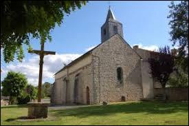 Commune Viennoise, Marigny-Chemereau se situe dans l'ex région ...