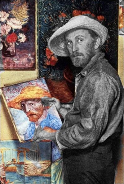 Quel est ce film dans lequel Kirk Douglas incarne un grand peintre ?