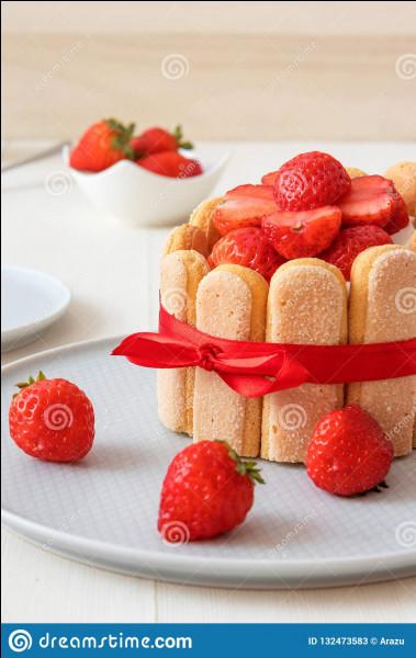 Les desserts français