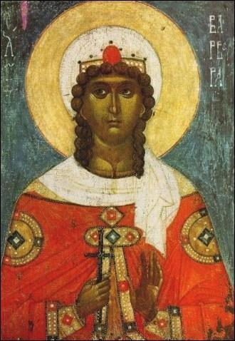 Un seul de ces saints existe réellement. Lequel ?