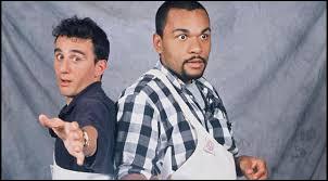 Avec qui Élie Semoun a-t-il formé un duo humoristique durant les années 90 ?
